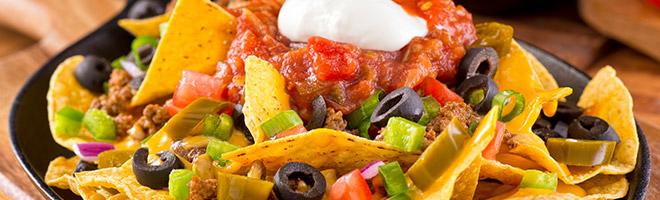 | Mexikanische Gerichte